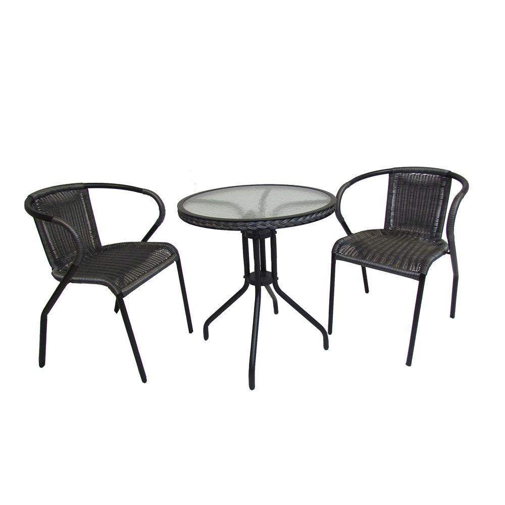 patio sets the home depot canada. Black Bedroom Furniture Sets. Home Design Ideas