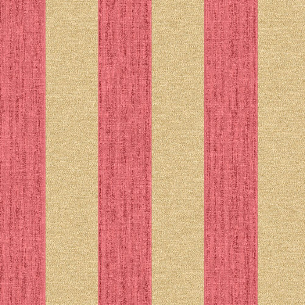 Ariadne Papier Peint Rouge/Or
