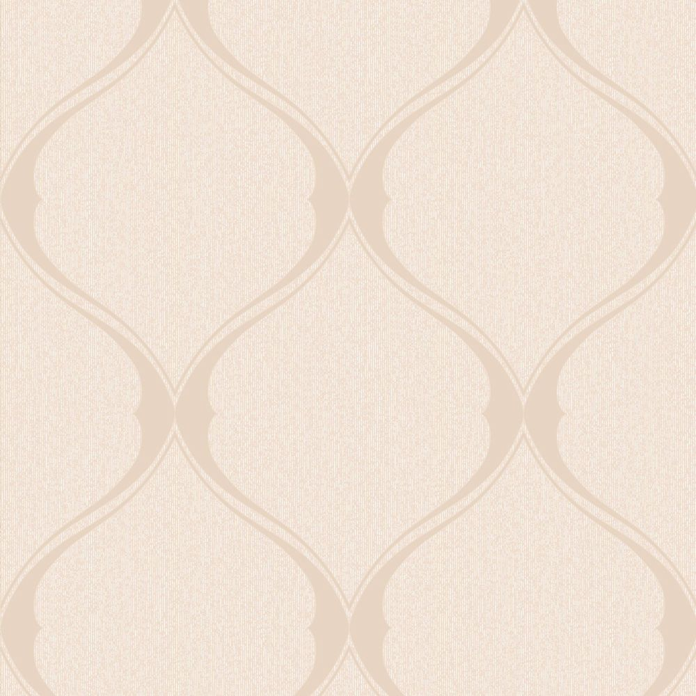Olympus Beige/Gold Wallpaper