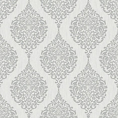 Grey Luna Wallpaper