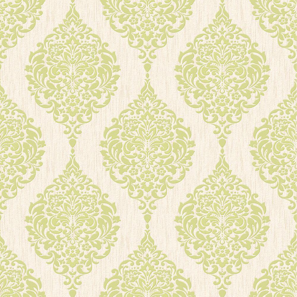 Luna Green Midas Wallpaper