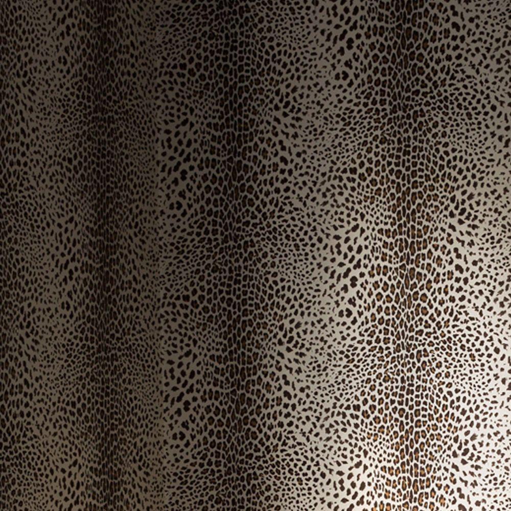 Leopard White/Beige Skin Wallpaper