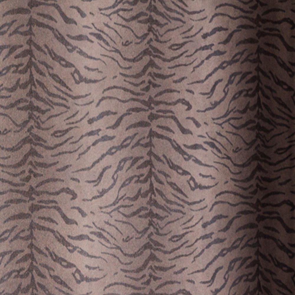 Tiger Brown/Black Wallpaper