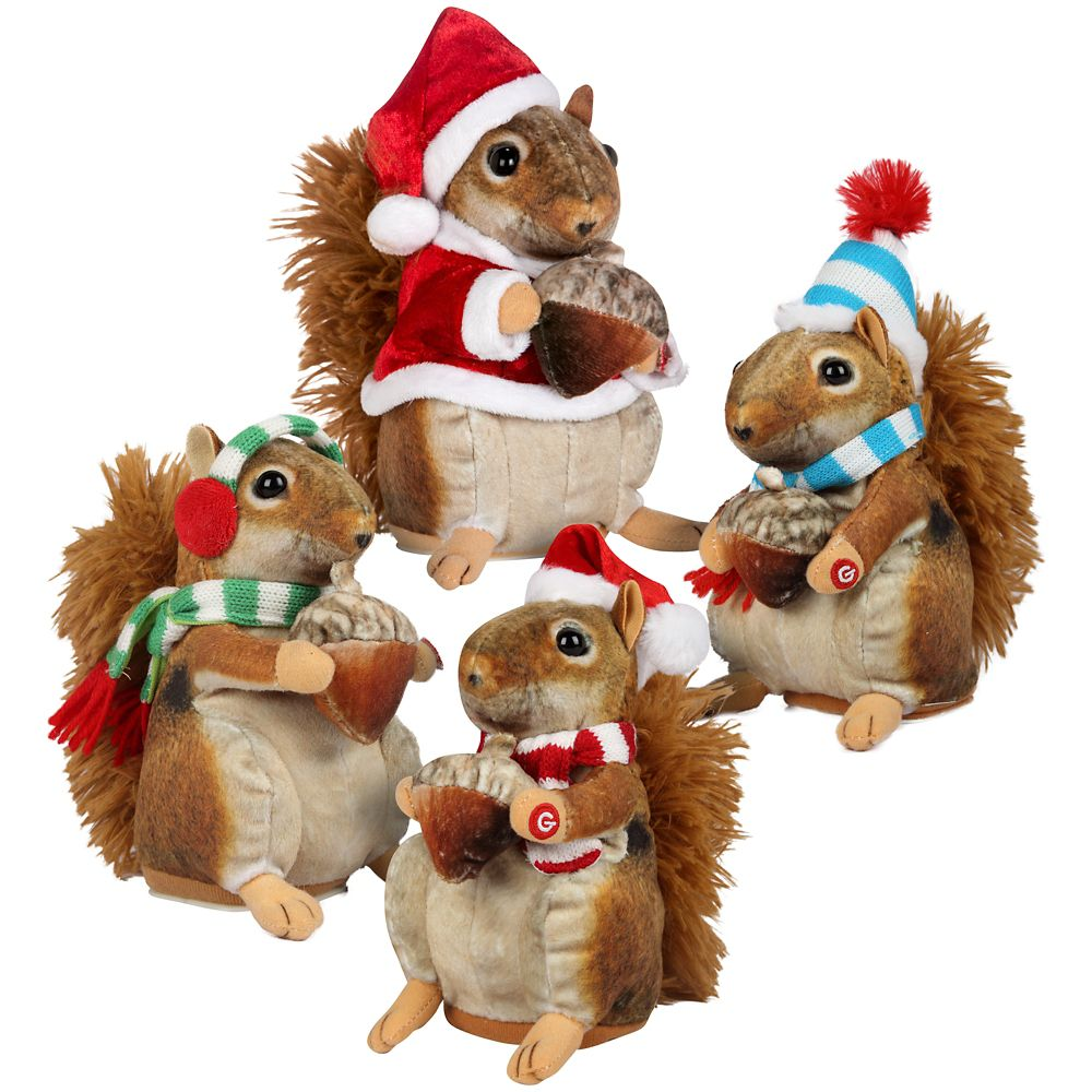 PDQ Display HyperReal Magogo Squirrel 2 Style Asst
