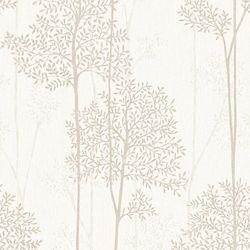 Graham & Brown Cream and Gold Eternal Wallpaper