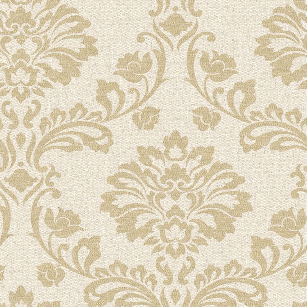 Aurora Beige/Gold Wallpaper