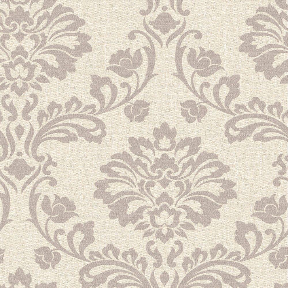 Aurore Papier Peint Beige/Champagne