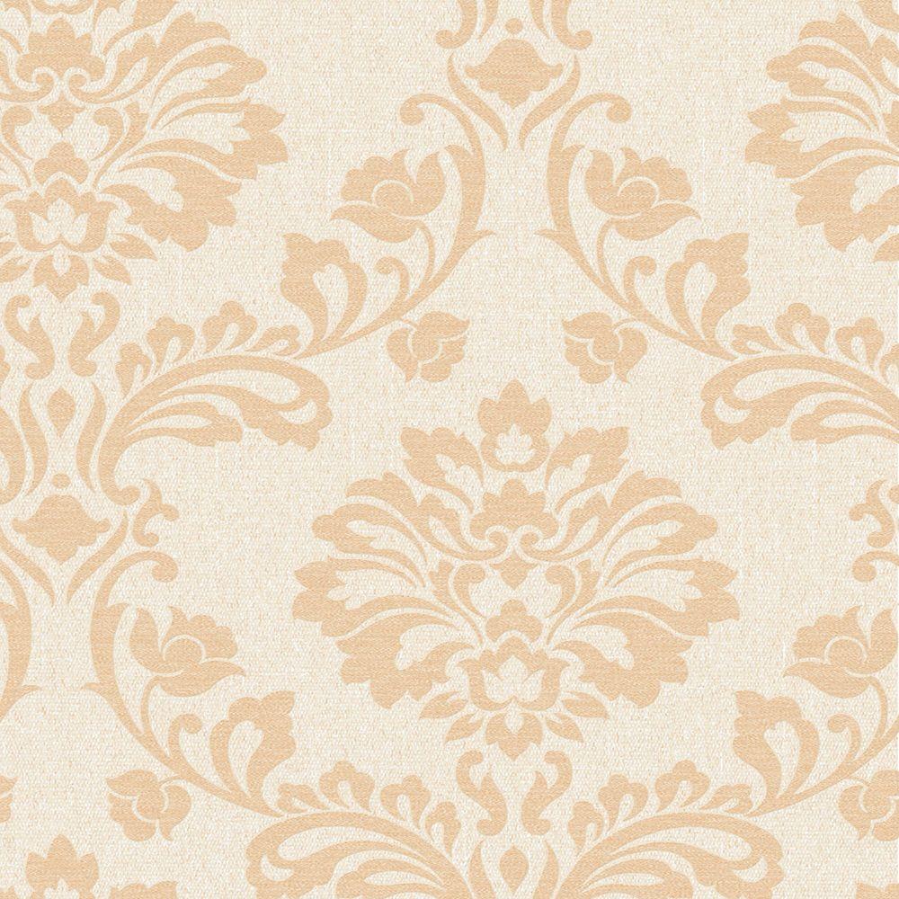 Aurore Papier Peint Crème/Sable