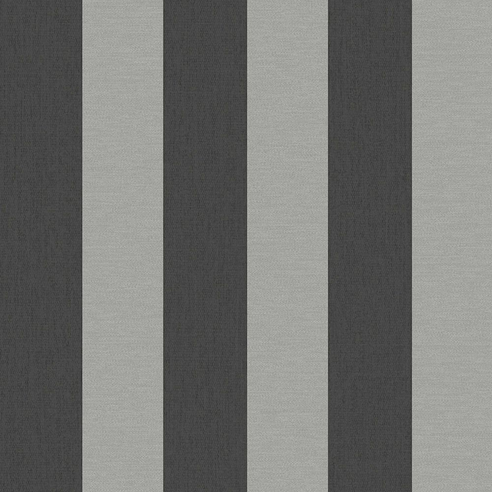 Nuwallpaper grey and yellow suzani peel and stick for Yellow wallpaper home depot