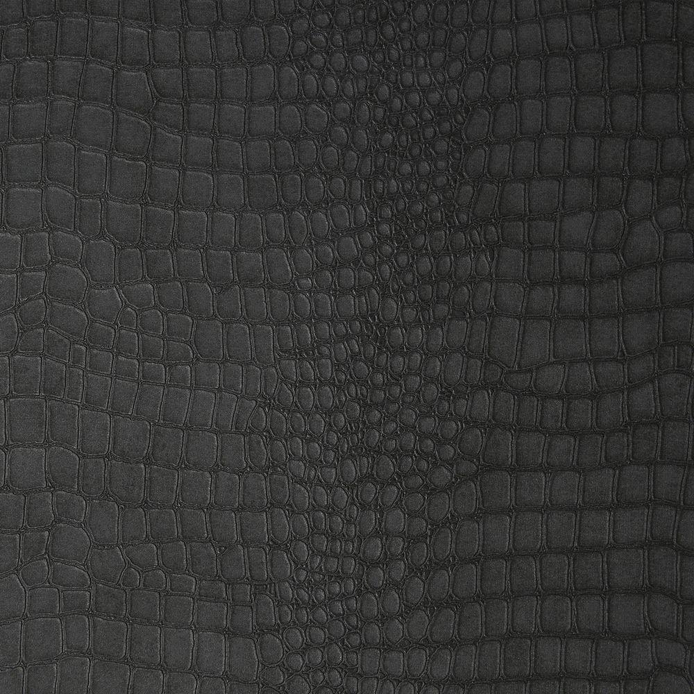 Crocodile Papier Peint Noir