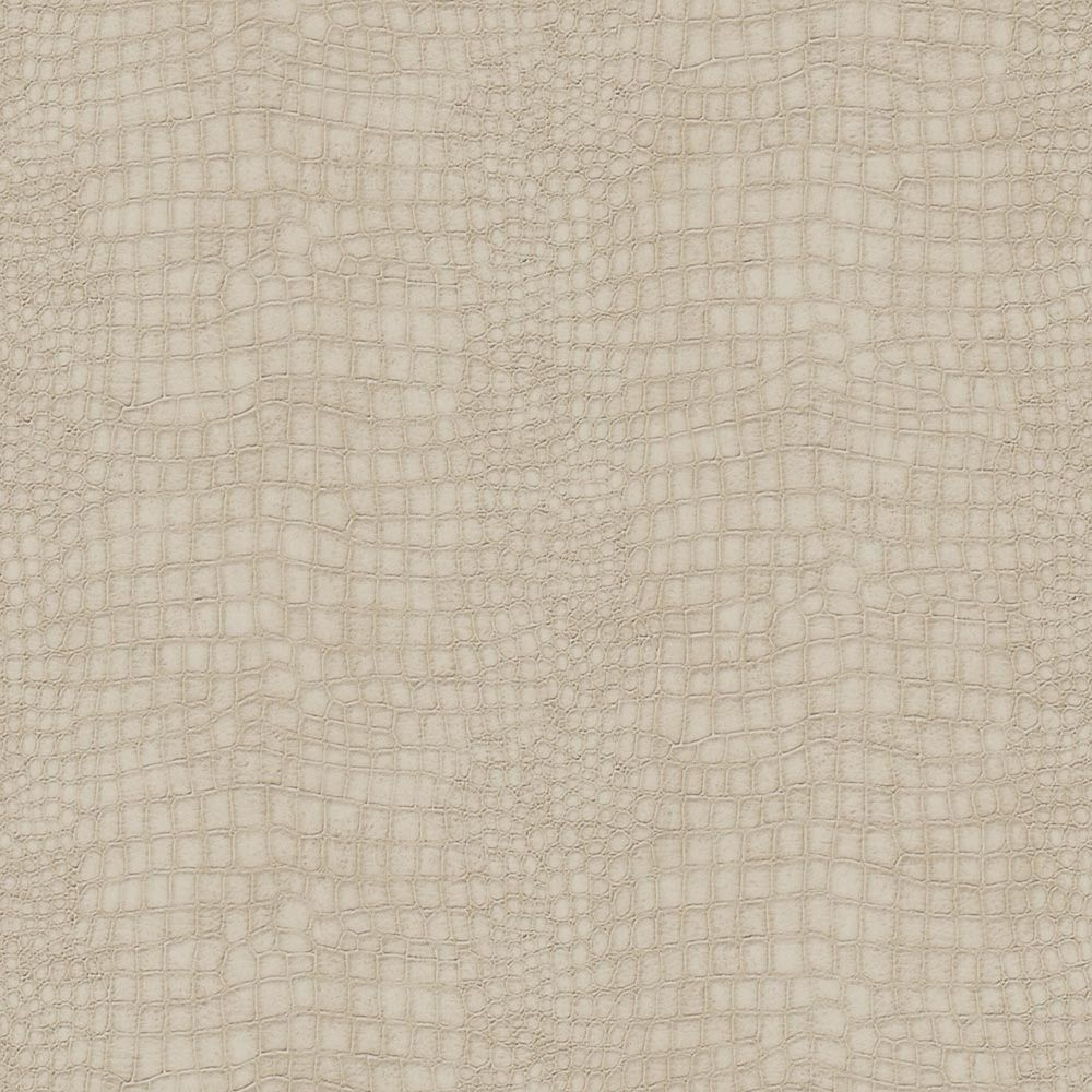 Crocodile Taupe Skin Wallpaper