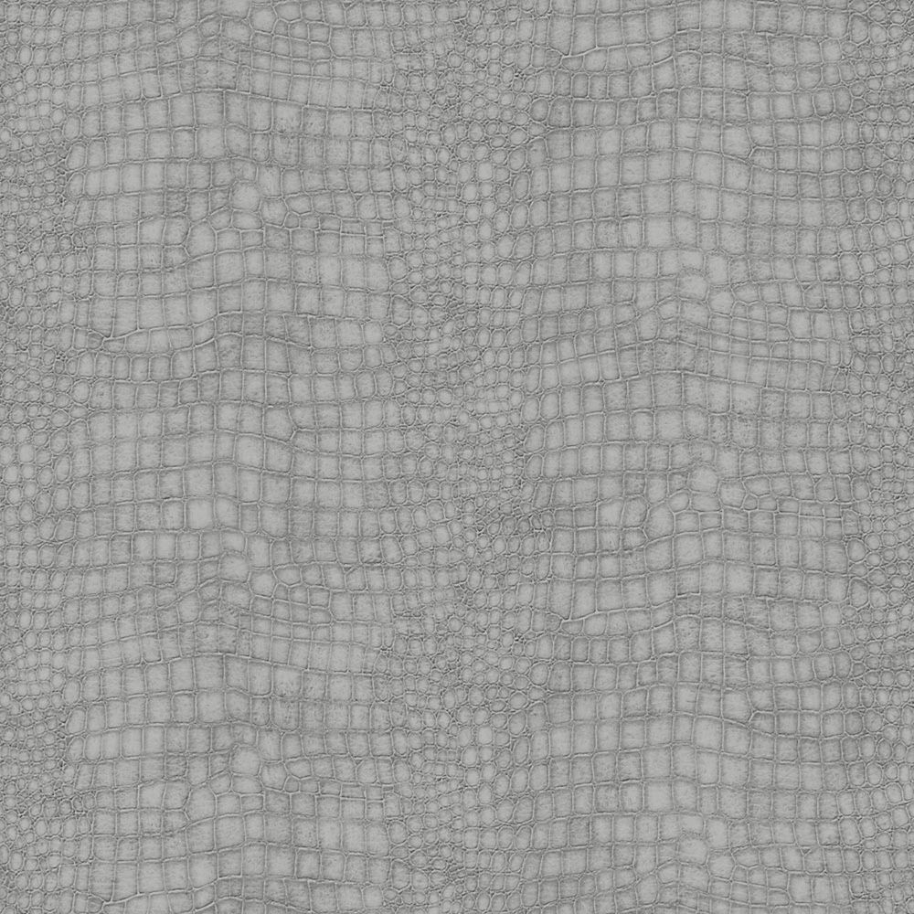 Crocodile Grey Wallpaper