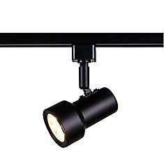 LED Mini Step Linear Track Head Black Finish - ENERGY STAR®