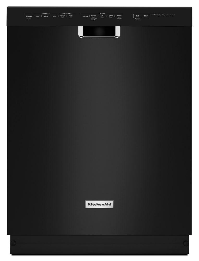 24 Inch  6-Cycle/5-Option Dishwasher, Pocket Handle