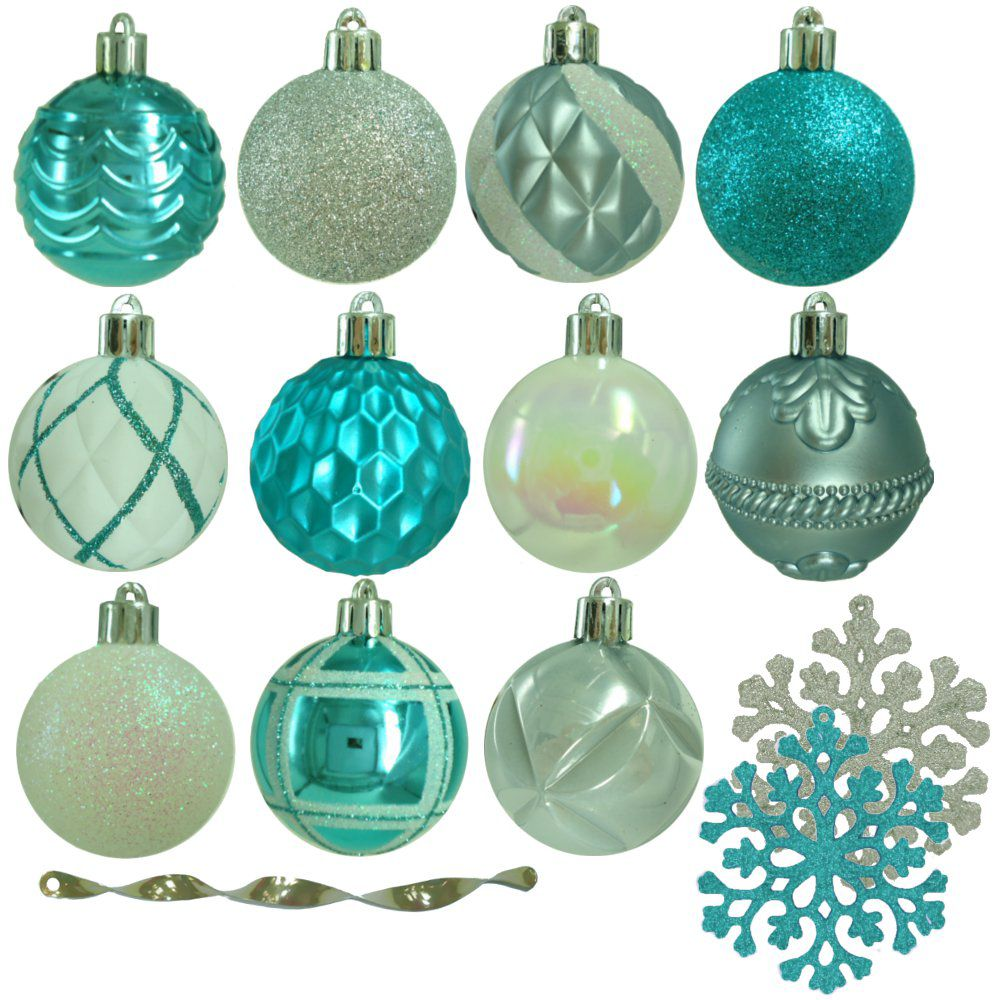 WW 101ct Tube of Ornaments 60mm