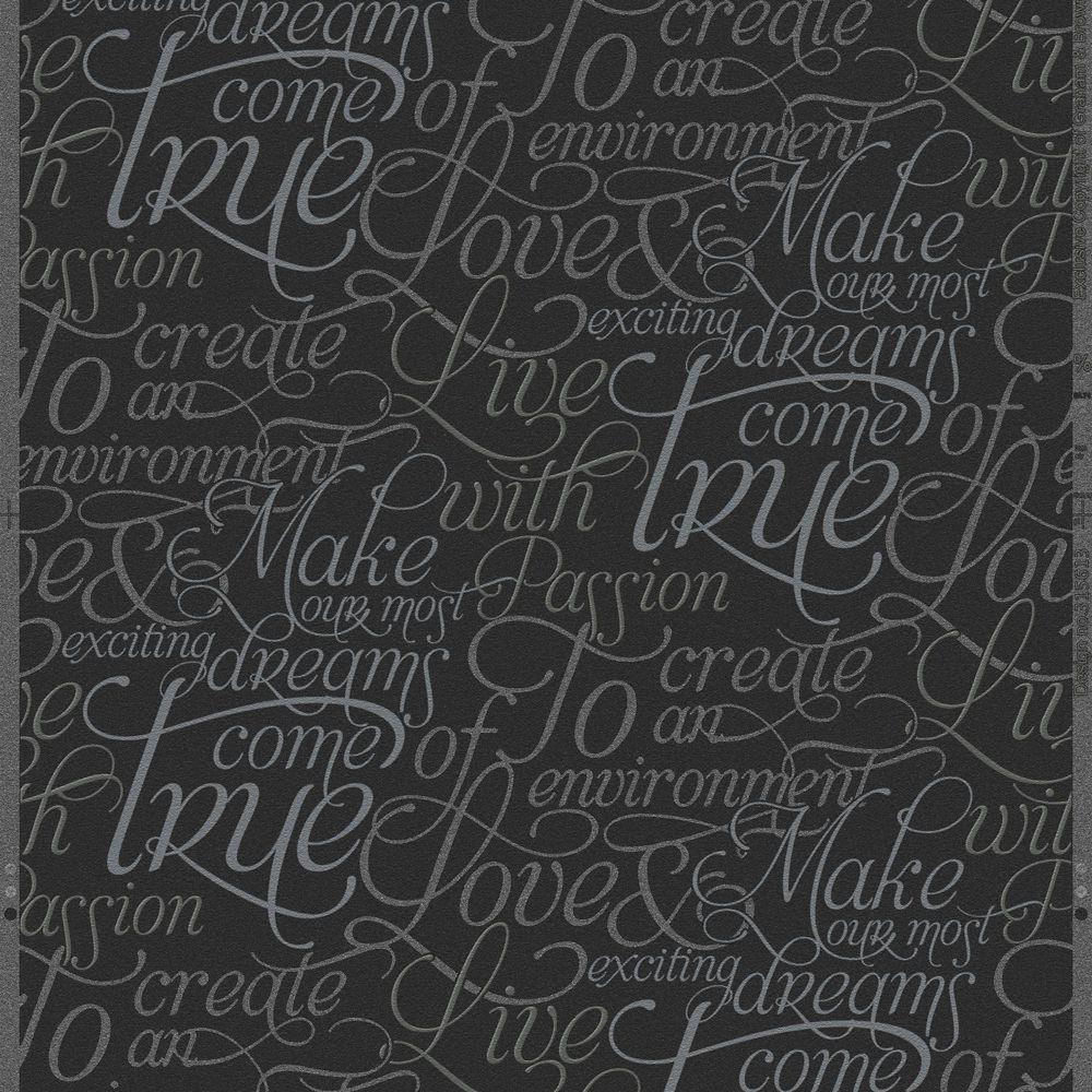 Dreams Come True Black Illusions Wallpaper