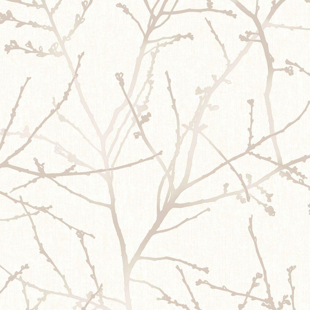 Innocence Stone/Cream Innocence Wallpaper
