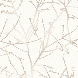 Graham & Brown Innocence Papier Peint Pierre/Crème