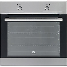 24-inch Single Wall Oven in Stainless Steel