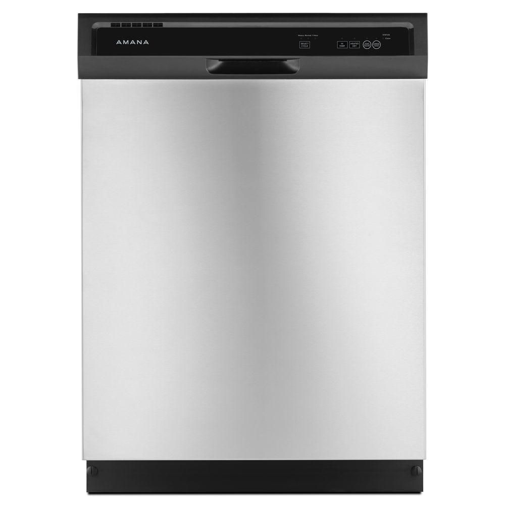 Dishwasher with Triple Filter Wash System, 12 Place Settings