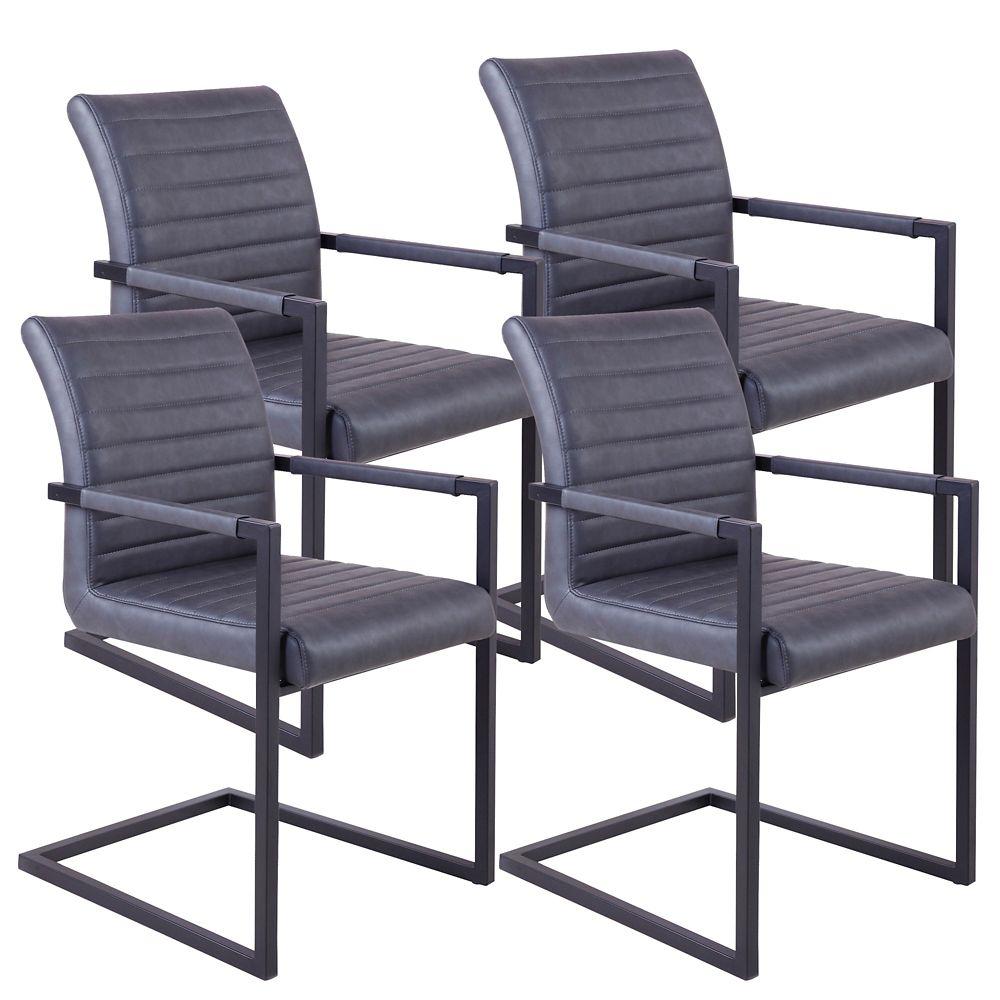 Valder-Accent Chair-Grey