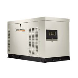Generac 45kW 3-Phase Liquid Cooled Automatic Standby Generator, CARB Compliant