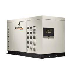 Generac 60,000W Liquid Cooled 120/240 3-Phase Automatic Standby Generator Aluminum Enclosure