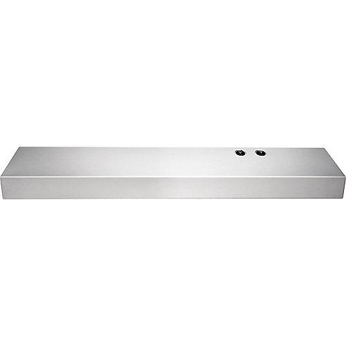 30-inch Under Cabinet Range Hood in Stainless Steel