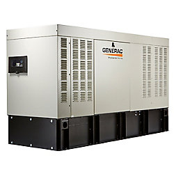 Generac Protector Series 30,000W Liquid Cooled 120/240 Single Phase Automatic Standby Diesel Generator