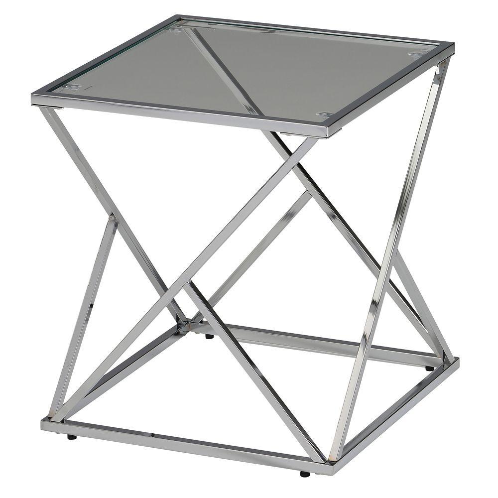 GEO TABLE D'APPOINT - GRIS