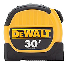 30 ft. x 1-1/8-inch Tape Measure
