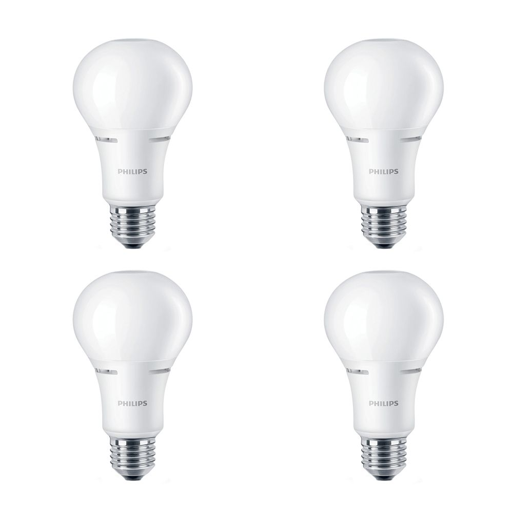 Led 40/60/100w A21 Trilight Soft White (2700k) - Case Of 4 Bulbs
