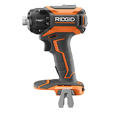 18-Volt Lithium-Ion Stealth Force 1/4 inch Cordless Brushless 3-Speed Pulse Driver (Tool Only)