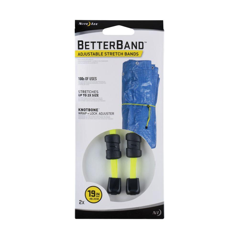 Bandes de serrage extensibles réglables BetterBand 19 po
