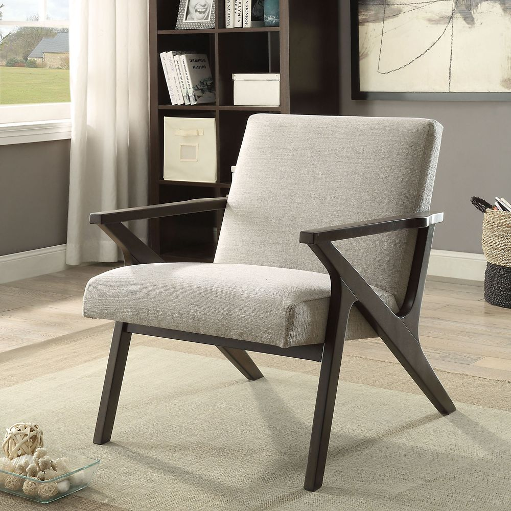 Beso-Accent Chair-Beige