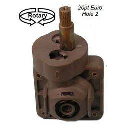 """Jag Plumbing Products Replacement Shower Faucet Cartridge Fits """"Tempress High Flow"""" Rough In"""