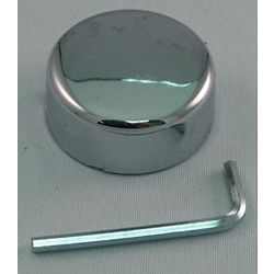 Jag Plumbing Products Flush Valve Guard Fits Sloan fits 3/4-inch Vandalproof Flushometers