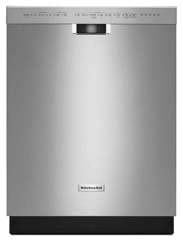 24 Inch , 46 dBA Dishwasher With ProScrub Option