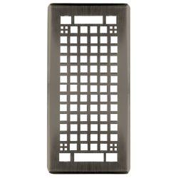 Hampton Bay Floor Register, 4X10 Inch
