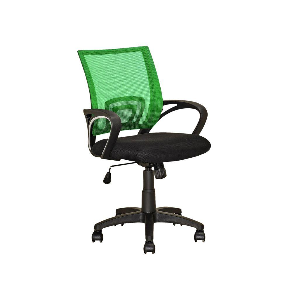 Workspace Light Green Mesh Back Office Chair