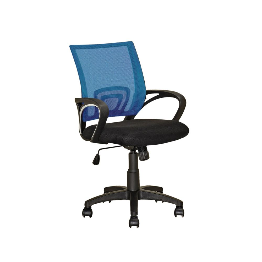 Workspace Process Blue Mesh Back Office Chair