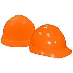 orange hard hat meets csa type 1 class e