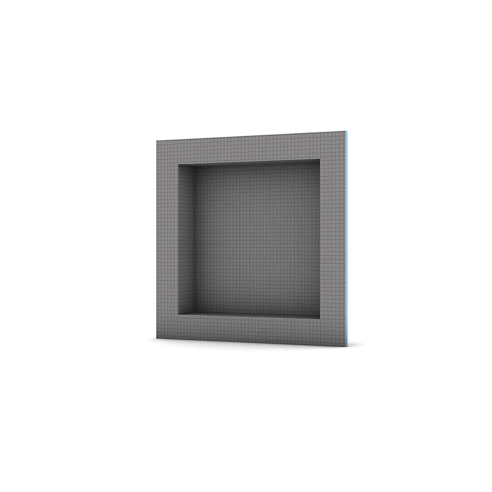 Niche bords carrés 406 x 406 mm