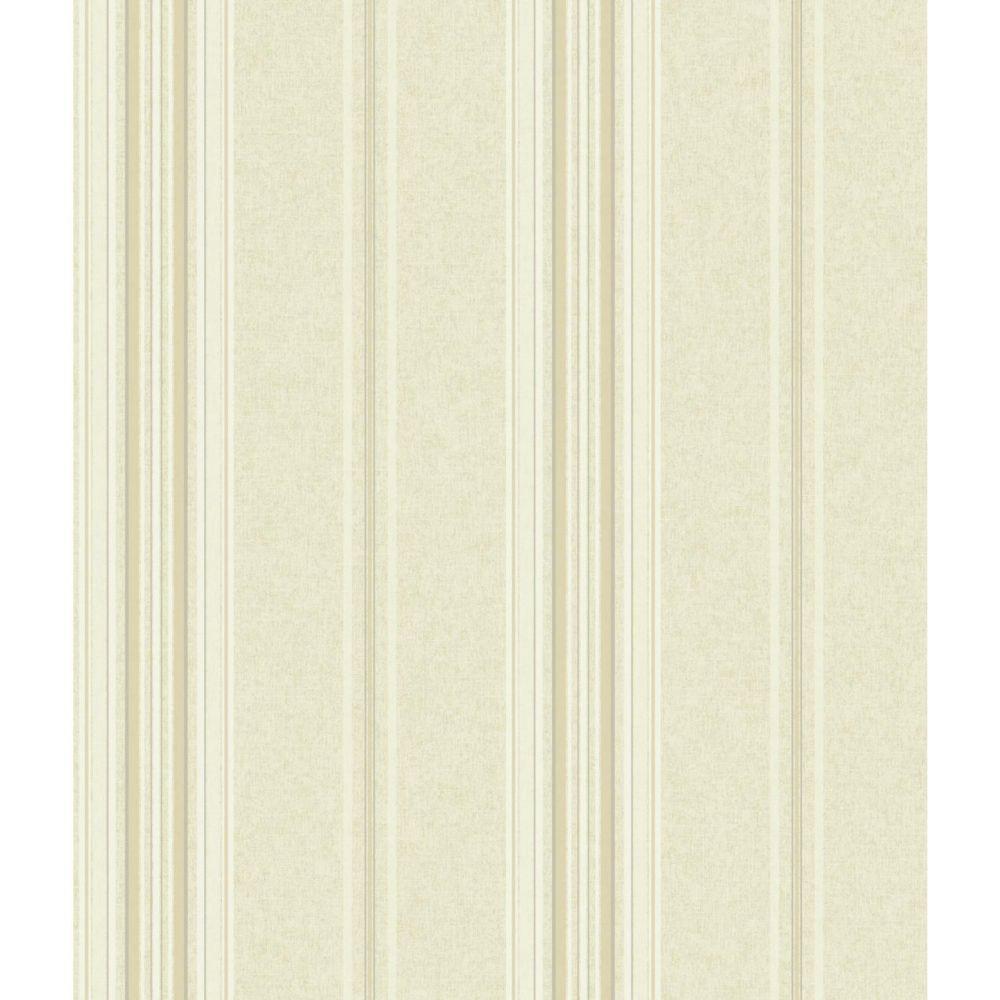 Saint Augustine Baroque Stripe Wallpaper