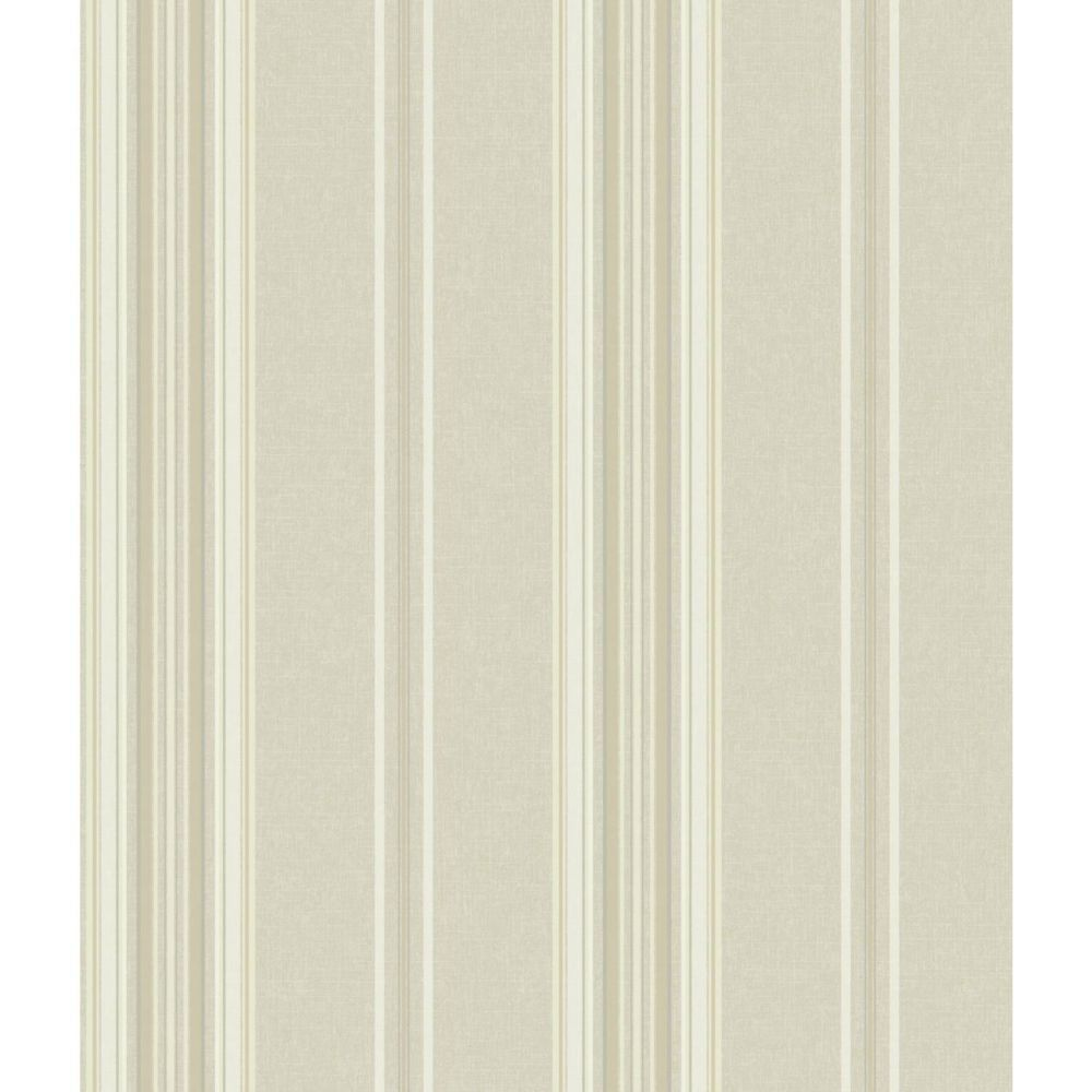 Saint Augustine Baroque Stripe Wallpaper