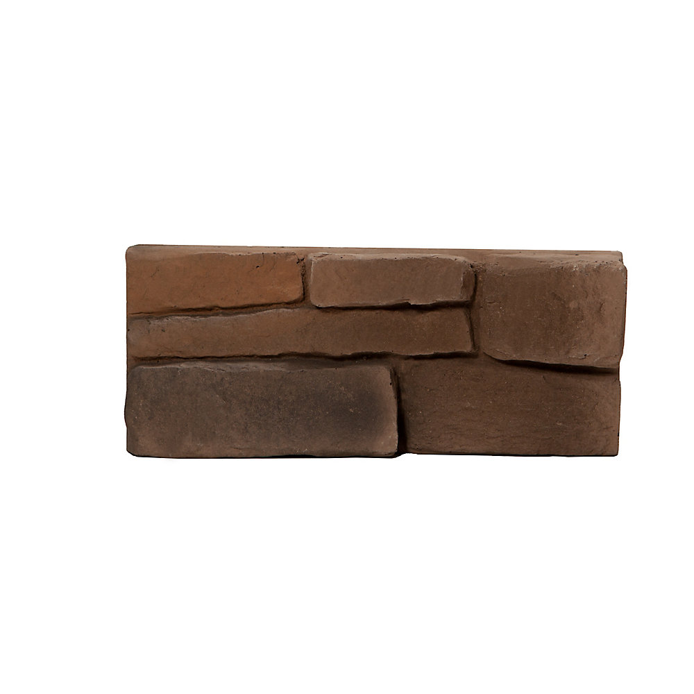Fusion Stone Great Lakes Stone Veneer - Brindle