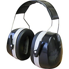 Fully Ajustable Wired Head Band Ear Muff