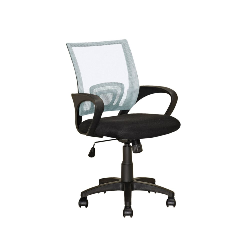 Workspace White Mesh Back Office Chair
