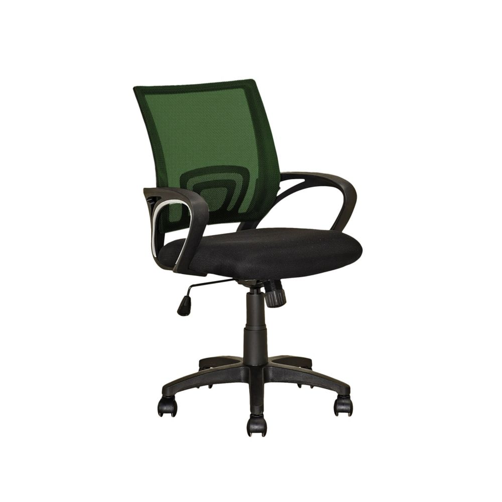 Workspace Forest Green Mesh Back Office Chair