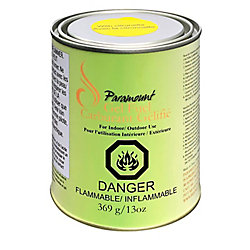 Paramount Gel Fuel Canister with Citronella